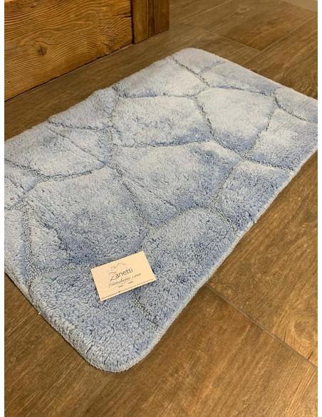 Tappeto bagno serie Newport in puro cotone