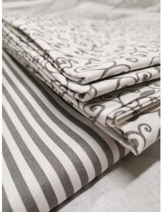 Completo letto in cotone...