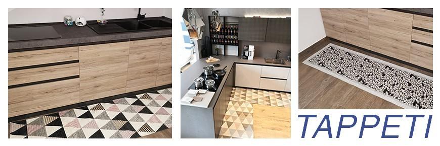 Tappeti cucina - Zanetti Biancheria Casa