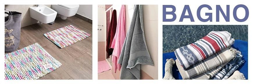 Biancheria per il bagno - Zanetti Biancheria Casa